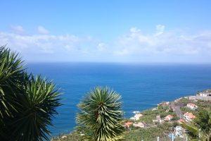 Sicht von der Quinta das Ondas